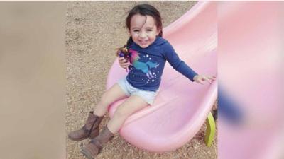 Esta es Jaya Ailani Trevino, la niña de 2 años que fue presuntamente secuestrada en San Antonio