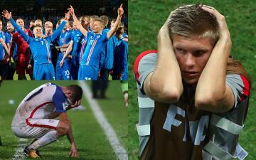 Ironía de la vida: Aron Johansson dejó Islandia para ser mundialista con Estados Unidos