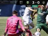 Con doblete de Felipe Mora, Portland goleó al Galaxy de Chicharito