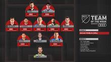 Alan Pulido y Diego Rossi dominan la escena en el Equipo de la Semana 15 de MLS