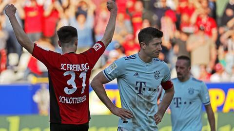 Freiburg 1-1 Bayern Munich - GOLES Y RESUMEN COMPLETO - Jornada 27 - Bundesliga