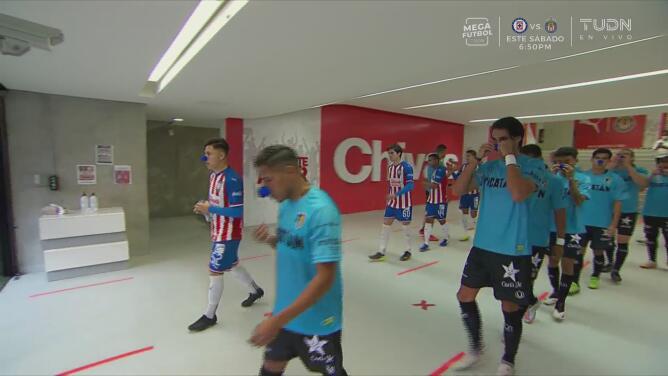 Resumen | Tapatío y Venados igualan 1-1 en Guadalajara