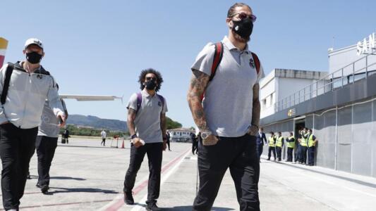 Avería en avión obliga al Real Madrid cambiar ruta para su debut en LaLiga