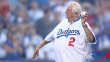 """""""Una leyenda total"""": Fallece Tommy Lasorda, estrella de los Dodgers"""