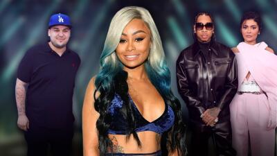 Blac Chyna finalmente ofrece detalles del lío que ocurrió entre ella, Tyga y Kylie Jenner