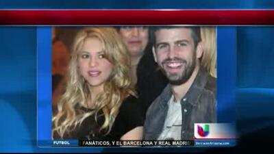 Shakira y Pique disfrutan cada momento del embarazo y se toman hermosas fotografías