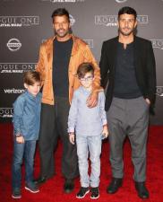 En fotos: Ricky Martin y su futuro esposo Jwan Yosef
