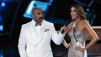 ¿Tendrá Steve Harvey una segunda oportunidad en Miss Universo tras error con Colombia y Filipinas?