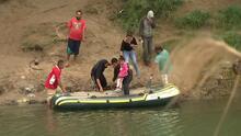 """""""Todos son traídos por coyotes. En esta parte de Texas el río le pertenece al cartel del golfo"""": Agente fronterizo"""