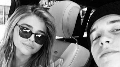 Brooklyn Beckham: 'Me quedo con Chloë Moretz'