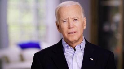En las primeras 24 horas Biden se convirtió en el precandidato demócrata que más ha recaudado dinero