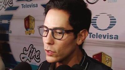 Christian Chávez dejó de ser 'rebelde' y madura con su personaje en 'Like, la leyenda'