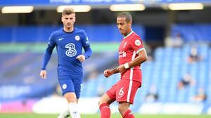 Thiago Alcántara debuta con Liverpool e impone un récord