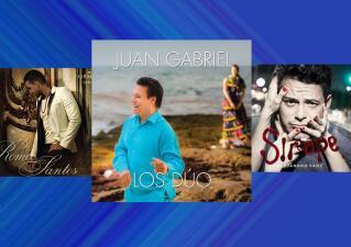 Lo discos latinos más hot del 2015