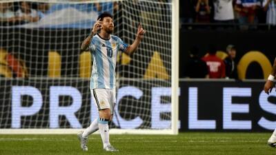 La Copa América llegó a los 50 goles, cinco de ellos sobresalen