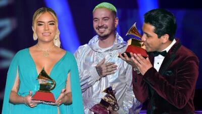 Los ganadores del Latin GRAMMY 2018: foto a foto