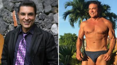 Osvaldo Ríos demostró que sigue siendo un galán de telenovela