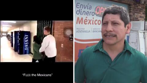"""""""No está bien"""". Hispanos están indignados por video grabado en escuela de Georgia"""