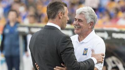 El color del Tigres vs. Cruz Azul: Ferretti le dio la estocada final a Caixinha