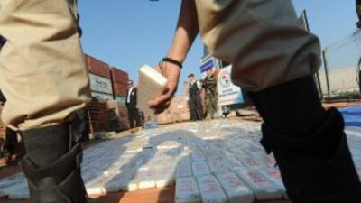 España se quedó sin alijo de cocaína dominicana