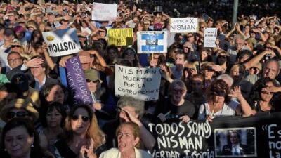 Cuatro años después de la muerte de Alberto Nisman