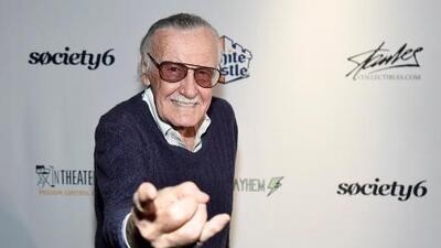 Muere a los 95 años Stan Lee, creador de Spider-Man, Hulk y los 4 Fantásticos