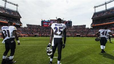 Tray Walker, de Baltimore Ravens, murió tras accidente