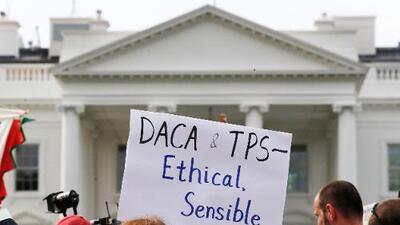 Una cancelación del TPS pone en riesgo a casi 300,000 niños estadounidenses