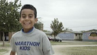 Marathon Kids, la organización que busca que los niños texanos se ejerciten diariamente