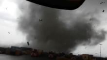 Confirman dos muertes relacionadas a las tormentas severas en Nuevo León