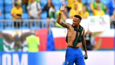 """Neymar se burla del Tri: """"Hablaron de más y se van a casa"""""""