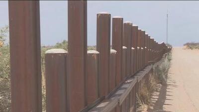 El Pentágono autoriza 1,000 millones de dólares para levantar 57 millas de valla fronteriza en Yuma y El Paso