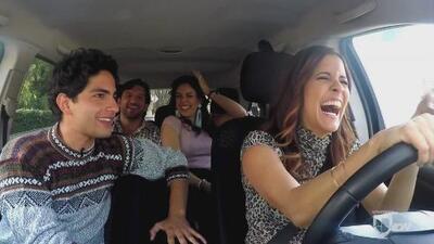 Adriana Monsalve y sus invitados no pararon de reír con grandes historias futboleras en Canta y no Choques