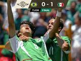 Futbol Retro | México se coronó en casa en la Copa Oro ante Brasil