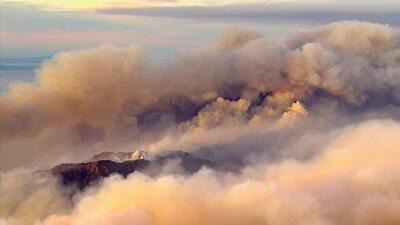 Cómo se preparan los bomberos de California para enfrentar la temporada de incendios