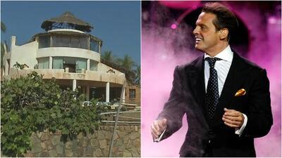 Así luce hoy la famosa mansión de Luis Miguel en Acapulco tras años de abandono