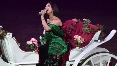 Para Ángela Aguilar la música mexicana es la mejor compañía en los buenos y malos momentos