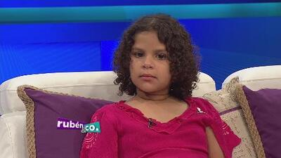 Yamila luchó contra la leucemia desde los tres años