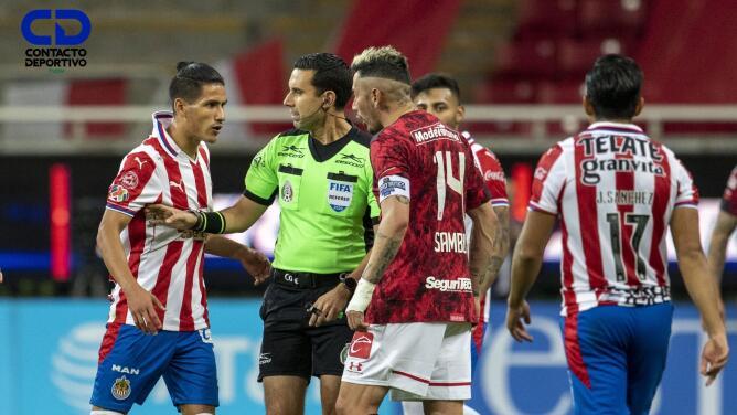 ¡Habló el experto! Oswaldo Sánchez analizó el 1-1 de Chivas y Toluca