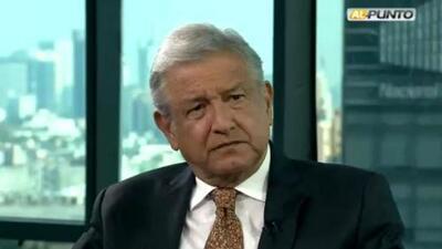 """López Obrador: a mis rivales """"ya no les funciona"""" decir que soy Hugo Chávez"""