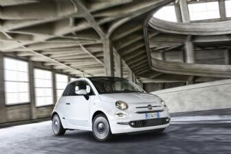 Imágenes del Fiat 500 2016