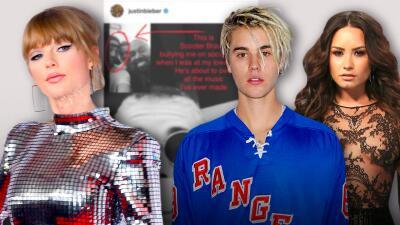 Taylor Swift contra el mundo: no solo Justin Bieber, también Demi Lovato respondió a su acusación
