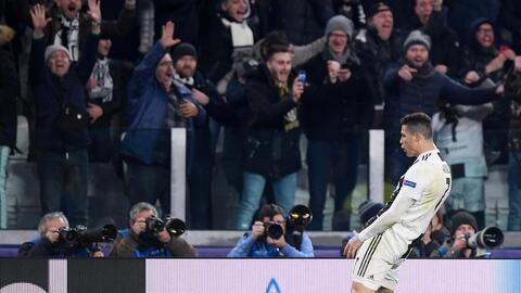 Podrá jugar en Cuartos: Cristiano fue multado con 20.000 euros por su gestos contra la afición del Atlético