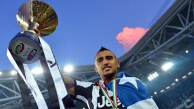 La Juventus tiene listo el blindaje contractual de Arturo Vidal, según medios