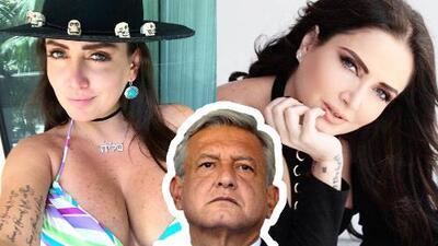 """""""Mátalo, por favor"""": bromeando, la hija de Alex Lora pide que acaben con López Obrador"""