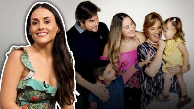 Tras la salida de Zuria Vega de 'Mi marido tiene más familia' llega una nueva protagonista