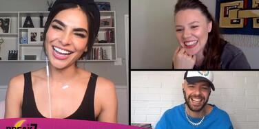 Jesse & Joy conversan sobre sus hijas y de su nuevo disco 'Aire' con Ale Espinoza en El Break de las 7