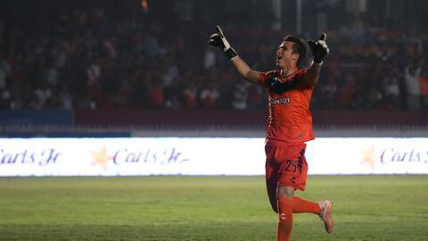 Se queda en el Tibu: Sebastián Jurado confirmó su renovación con Veracruz