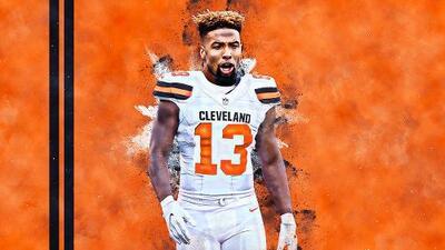 Odell Beckham Jr. es nuevo jugador de los Cleveland Browns