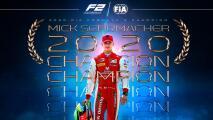 El legado continúa... Mick Schumacher, campeón de la Fórmula 2